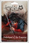 Legend of the Five Rings: The Card Game – Underhand of the Emperor  (Scorpions Clan Pack)