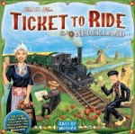 Ticket to Ride: Netherlands (Holandia)