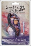 Legend of the Five Rings: The Card Game – Warriors of the Wind (Unicorn Clan Pack)