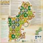 Catan Geographies: New England