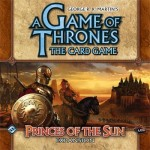 A Game of Thrones LCG: Princes of the Sun Expansion