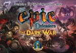Tiny Epic Defenders - The Dark War expansion