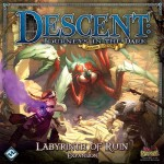 Descent 2nd Edition: The Labyrinth of Ruin