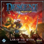 Descent 2nd Edition: Lair of the Wyrm