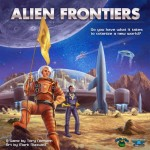 Alien Frontiers (4th edition, 2nd printing)