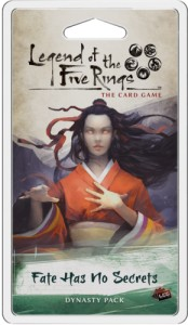 Legend of the Five Rings: The Card Game – Imperial Cycle - Fate Has No Secrets