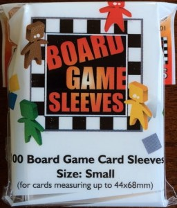 Koszulki Arcane Board Game Sleeves - Small (100szt.)