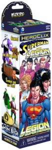DC Heroclix: Superman Legion of Super-Heroes Brick Booster