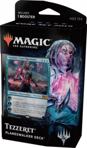 Magic: The Gathering - Core Set 2019 - Planeswalker Deck (Tezzeret)