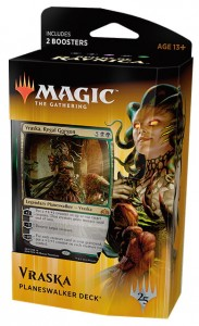 Magic: The Gathering - Guilds of Ravnica - Planeswalker Deck (Vraska)