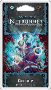 Android: Netrunner - Flashpoint Cycle - Quorum