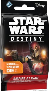 Star Wars: Destiny - Empire at War booster pack (1szt)