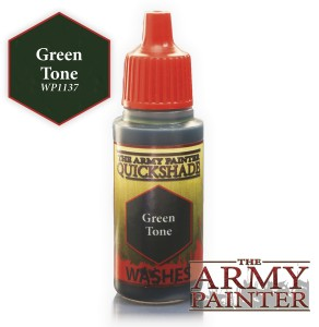 Warpaints: Green Tone Ink