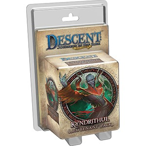 Descent 2nd Edition: Kyndrithul Lieutenant Pack