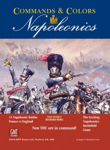 Commands & Colors: Napoleonics (4th printing)