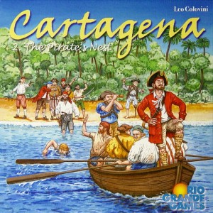 Cartagena 2. The Pirate's Nest