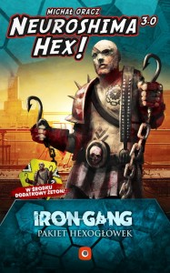 Neuroshima HEX 3.0:Iron Gang Hexogłówki