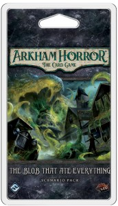 Arkham Horror: The Card Game – The Blob That Ate Everything Scenario Pack