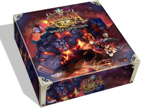 Arcadia Quest: Inferno - Whole Lotta Lava
