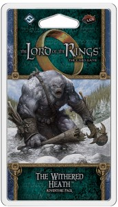 The Lord of the Rings: The Card Game – Ered Mithrin Cycle - The Withered Heath