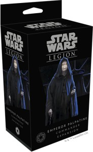 Star Wars: Legion - Emperor Palpatine Commander Expansion