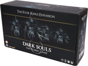 Dark Souls: The Four Kings Boss Expansion
