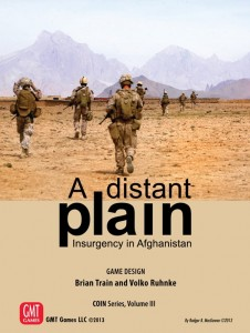 A Distant Plain (3rd printing) - COIN series III