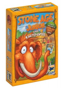 Stone Age Junior - Card Game