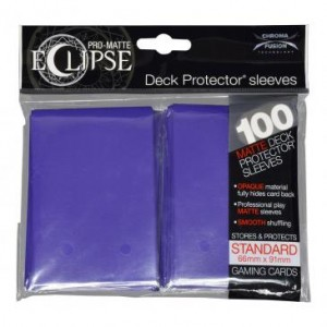 Koszulki Ultra-Pro Pro-Matte Eclipse (Royal purple) - 100szt.