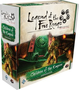 Legend of the Five Rings: The Card Game – Children of the Empire
