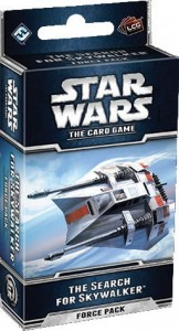 Star Wars: The Card Game - Hoth Cycle - The Search for Skywalker