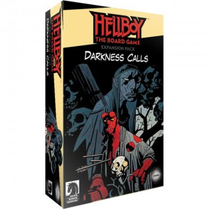 Hellboy: The Board Game – Darkness Calls expansion