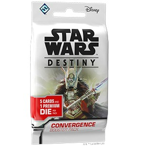 Star Wars: Destiny - Convergence booster pack (1szt)