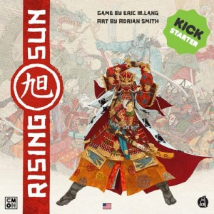 Rising Sun (Full Kickstarter edition)