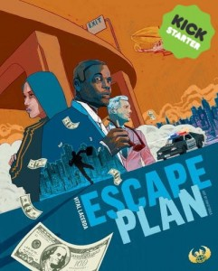 Escape Plan (Kickstarter edition)