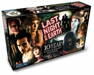 Last Night on Earth 10 Year Anniversary Edition