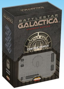 Battlestar Galactica: Starship Battles – Additional Control Panels