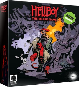 Hellboy: The Board Game (Kickstarter edition)