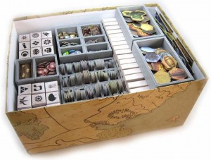 Folded Space - Insert Compatible with Gloomhaven