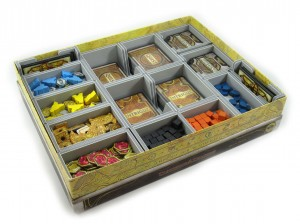 Folded Space - Insert Compatible with Lords of Waterdeep