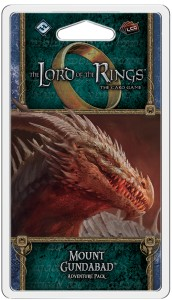 The Lord of the Rings: The Card Game – Ered Mithrin Cycle - Mount Gundabad
