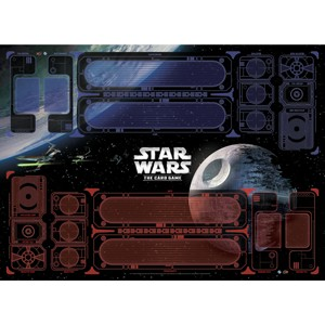 Star Wars: The Card Game – Galactic Conflict Two-Player Gamemat