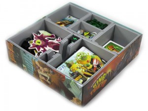 Folded Space - Insert Compatible with King of Tokyo