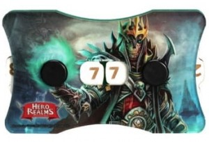 Life Counter - Hero Realms Lich