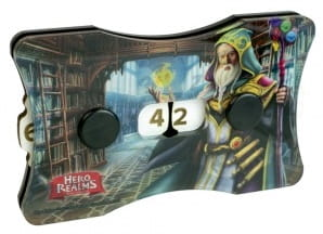 Life Counter - Hero Realms Wizard