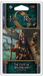 The Lord of the Rings: The Card Game – Ered Mithrin Cycle - The Fate of Wilderland