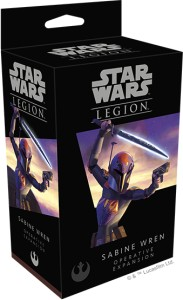 Star Wars: Legion -  Sabine Wren Operative Expansion