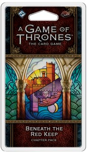 A Game of Thrones: The Card Game (Second Edition) – Beneath the Red Keep (King's Landing cycle)