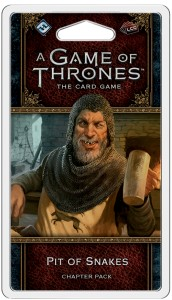 A Game of Thrones: The Card Game (Second Edition) – Pit of Snakes (King's Landing cycle)