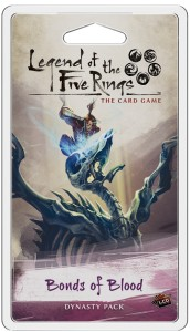 Legend of the Five Rings: The Card Game – Bonds of Blood (Inheritance Cycle)